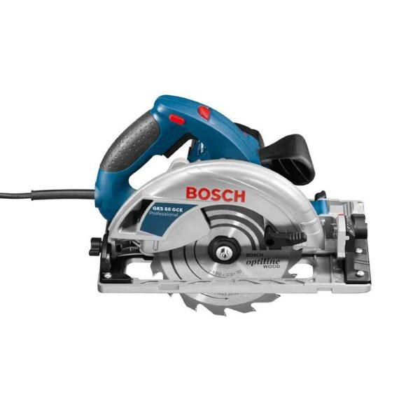 Прокат дисковой пилы Bosch GKS 65 Professional в Минске
