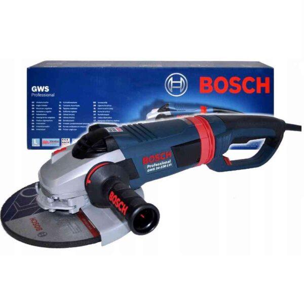 Прокат угловой шлифмашины Bosch GWS 24-230 LVI Professional в Минске