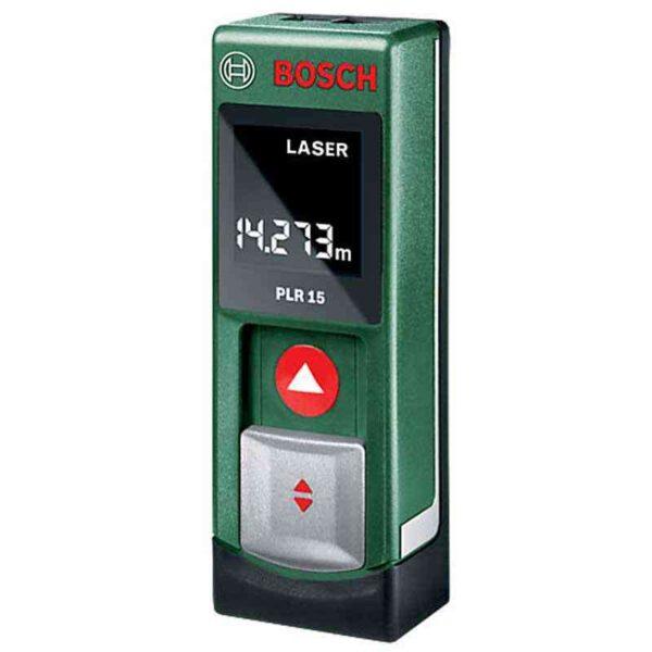 Прокат лазерного дальномера Bosch PLR 15 в Минске