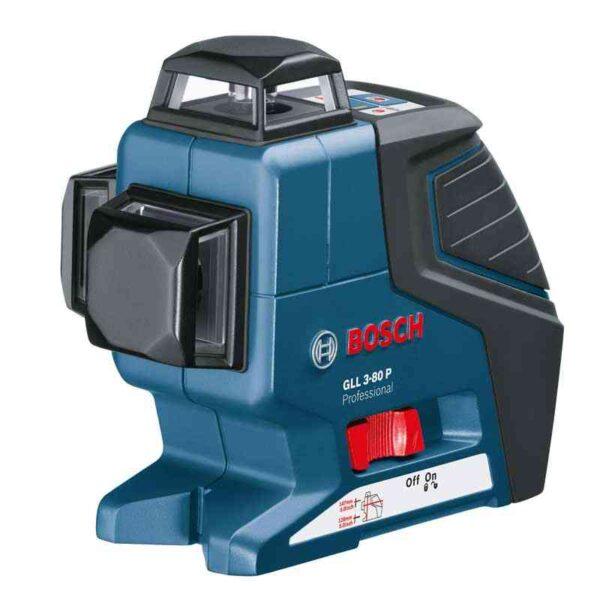 Прокат лазерного нивелира Bosch GLL 3-80 P в Минске