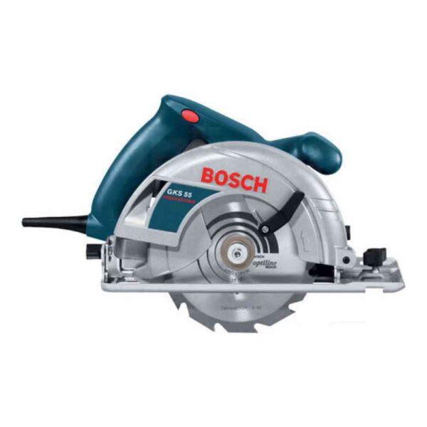 Прокат дисковой пилы Bosch GKT 55 GCE Professional и шины FSN 1600 в Минске
