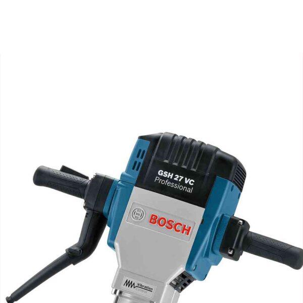 Прокат отбойного молотка Bosch GSH 27 VC Professional в Минске