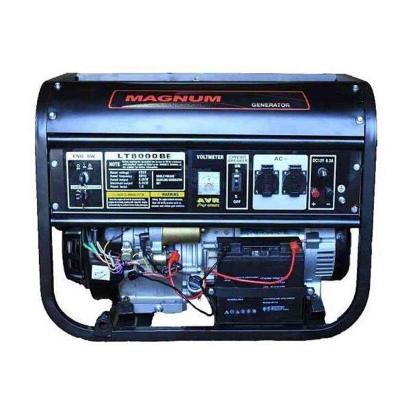 Бензиновый генератор Magnum LT 8000BE
